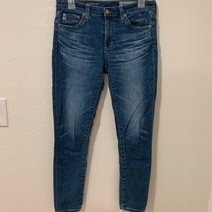 AG Jeans The legging ankle size 26R